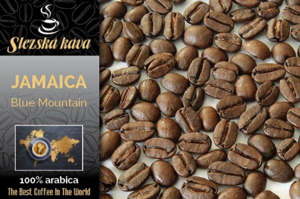 Slezská káva Jamajka Blue Mountain Slezská káva a čaj